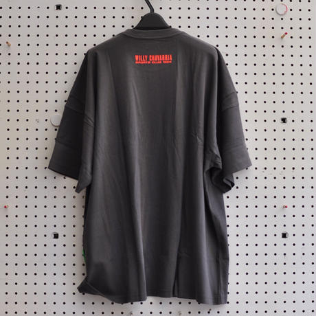☆ WILLY CHAVARRIA  /  BIG WILLY PANEL SLEEVE T ☆
