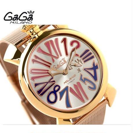 ガガミラノ GAGA MILANO 腕時計   勧め新品 上質 男女兼用      送料無料 金ボックス WB1109