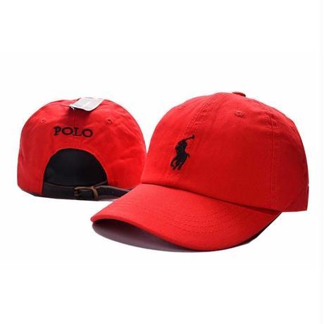 POLO/ポロ・ラルフローレン 人気新品 帽子 キャップ 調節可 男女兼用 XLM5294