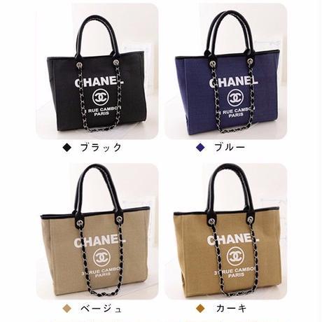 シャネル/CHANEL 人気新品☆新作☆  大容量 シャネルハンドバッグ  XLM5006