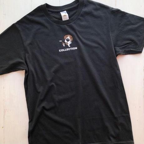 ビーグルイラストTシャツ:Biguo