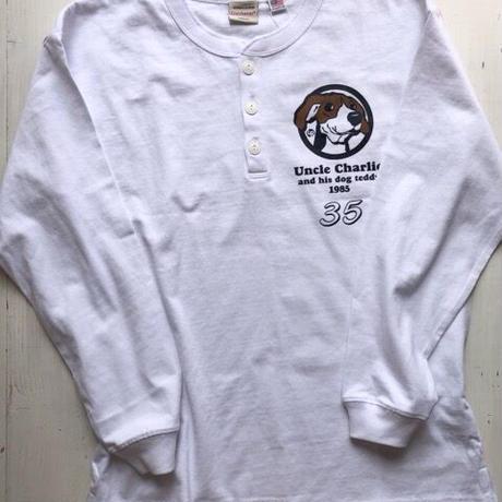 ヘンリーネックTシャツ:35周年バージョン