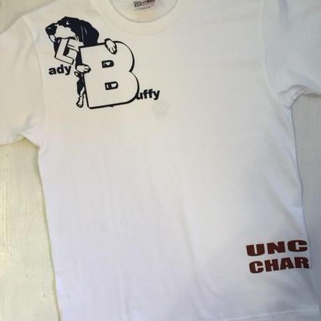ビーグルイラストTシャツ:半袖(全2色)