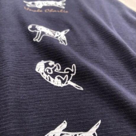 レディスラグランTシャツ