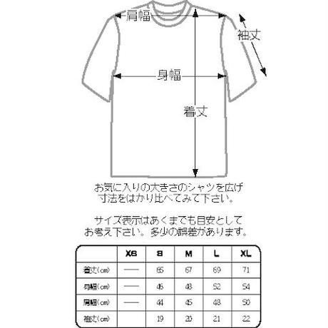配色切替六分袖Tシャツ