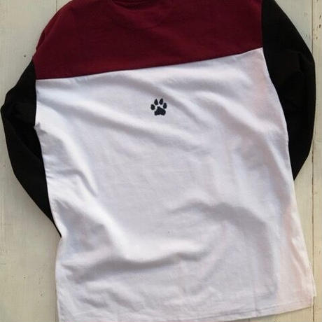 9分袖フットボールTシャツ :35周年バージョン