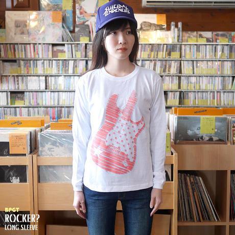 sp029lt - Rocker? ロングスリーブ Tシャツ - BPGT -G-( ロンT 長袖 ロック ロックTシャツ ギター バンドTシャツ )