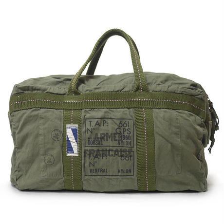 fpbag-tap-ol - フランス軍 パラシュートBAG [A.F.×TAP] Lサイズ ( オリーブ )【レプリカ】R- ミリタリーバッグ トート