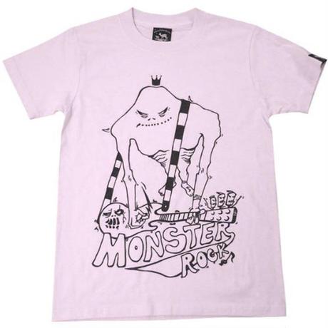sp025tee - MONSTER ROCK Tシャツ -G- パンク ロック モンスター 半袖 メンズ レディース