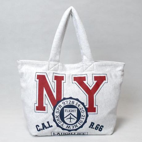 spr151001-wh - CITY ロゴ トートバッグ (アッシュ) - SPRUCE スプルース -G-( アメカジ バック かばん bag ママバッグ かわいい )