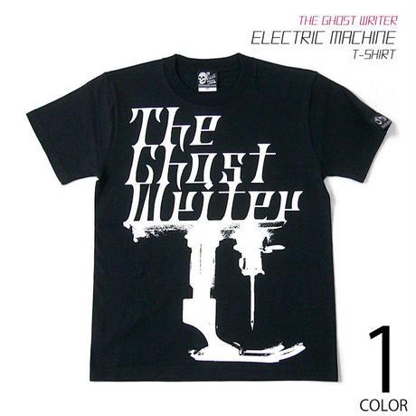 2週間セール!! tgw034tee - electric machine Tシャツ - The Ghost Writer -G- パンク ロックTシャツ PUNK ROCK オリジナル