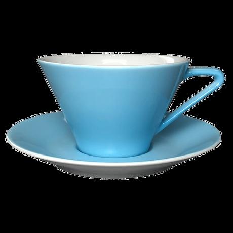 Lilien Austria  ティー・コーヒー兼用カップ&ソーサ―【Aquamarin】