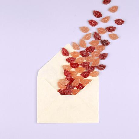 【NOT GUILTY】KISS ME SOFTLY オーガニック・ラズベリー&ピンクグレープフルーツグミ100g