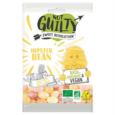 【NOT GUILTY】HIP STER BEAN オーガニック・ジェリービーンズ・フルーツフレーバー90g
