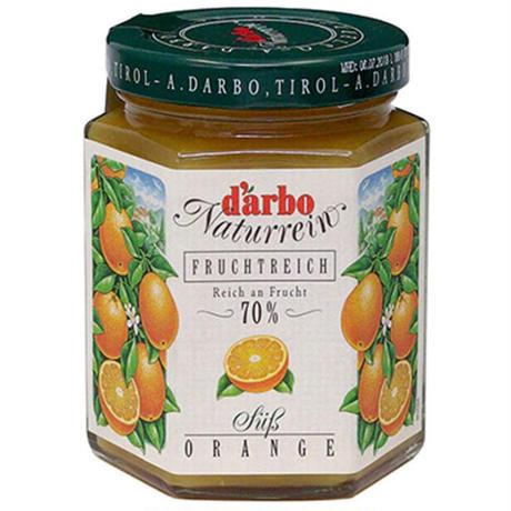 Darboダルボ フルーツ スイートオレンジ マーマレード