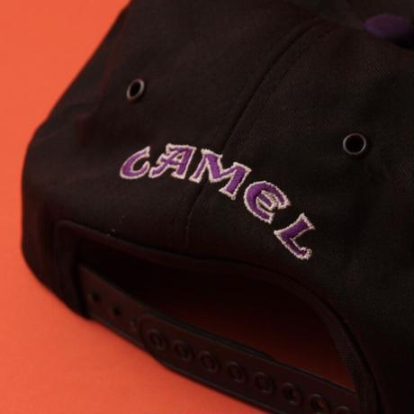 CAMEL / 90's Vintage Snapback 5-Panel