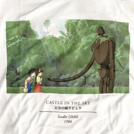 STUDIO GHIBLI / Castle In The Sky S/S Tee
