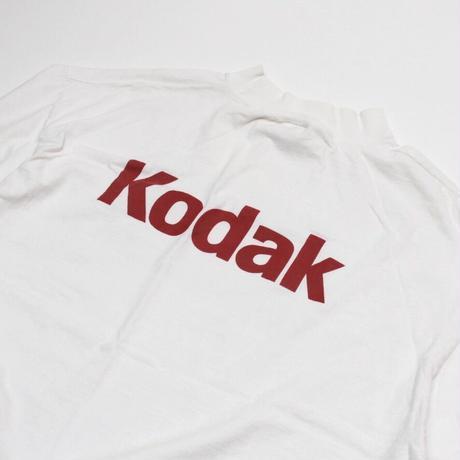 Kodak / 90's Vintage, Moc Neck Family & Friend L/S Tee