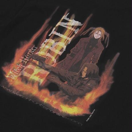 Witch Hunter ROBIN / 00's Vintage, S/S Tee