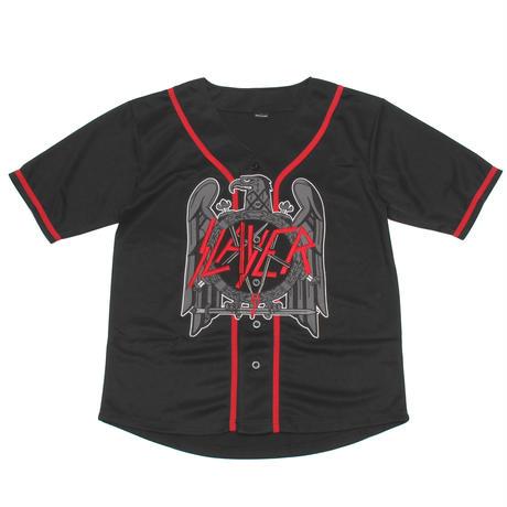 SLAYER / Baseball Jersey