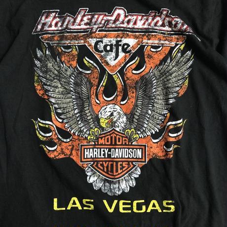 Harley Davidson / LAS VEGAS CAFE S/S Tee