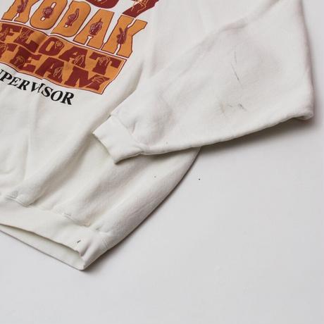 Kodak / 90's Vintage, 1997 Float Team Crewneck Sweatshirt