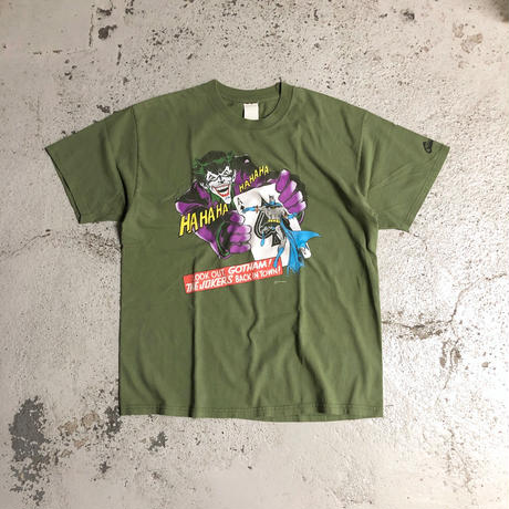 Batman / Joker S/S Tee