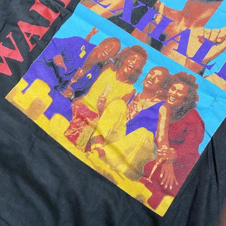 Whitney Houston / 90's Vintage Bootleg Waiting To Exhale S/S Tee
