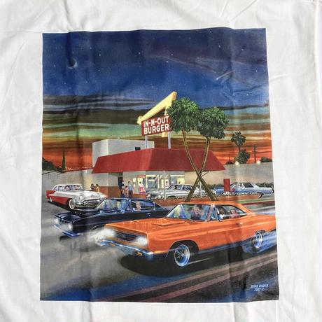 IN-N-OUT BURGER / 2007 LOOKING BACK S/S Tee