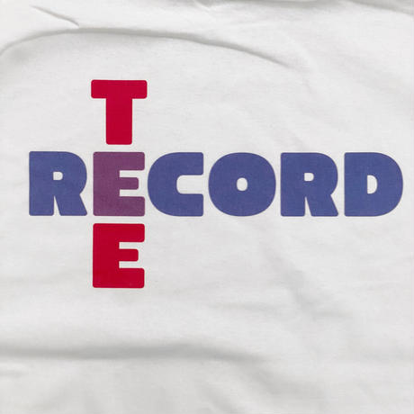T-Shirts Record / Ride On L/S Tee