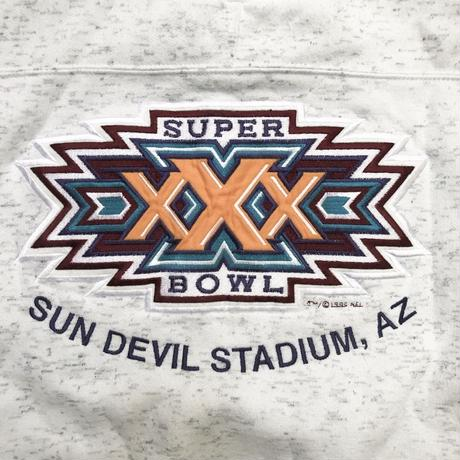 Antigua / SUPER BOWL 1995 Football Sweatshirt