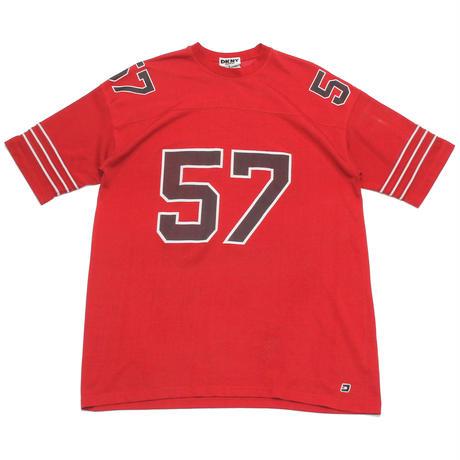 DKNY / 90's Vintage Football Jersey