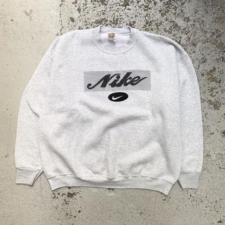 NIKE / 90's Vintage Bootleg Air Crewneck Sweatshirt