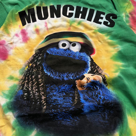 Sesame Street / Cookie Monster Monchies S/S Tee