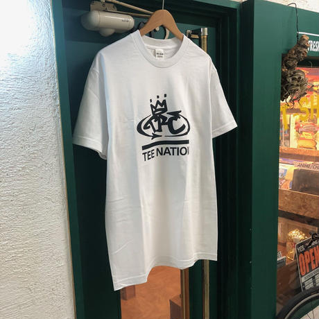 T-Shirts Record / TRC NATION S/S Tee (White)