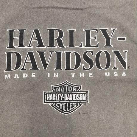 Hurley Davidson / ©1996 Logo S/S Tee