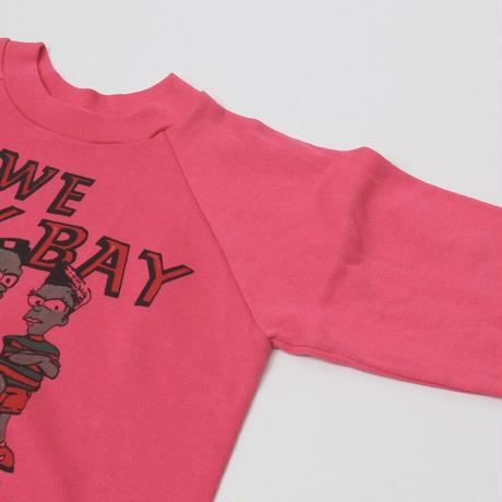 Bootleg The Simpsons / 90's Vintage, Black Bart Crewneck Sweatshirt