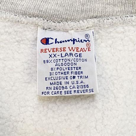 Champion / 90's Vintage Reverse Weave Crewneck Sweatshirt