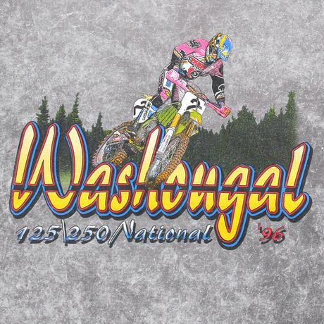 AMA Motocross / 90's Vintage, Washougal S/S Tee