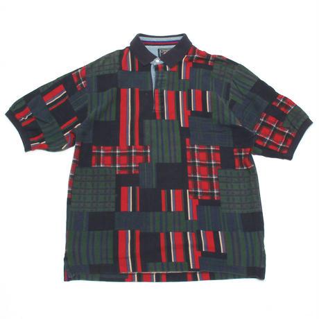 CHAPS Ralph Lauren / Patch S/S Polo Shirt