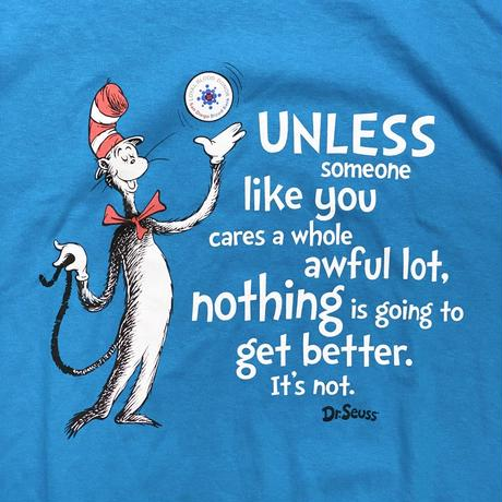 Dr. Seuss / The Cat In The Hat S/S Tee