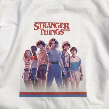 STRANGER THINGS / Season 3 Poster L/S Tee