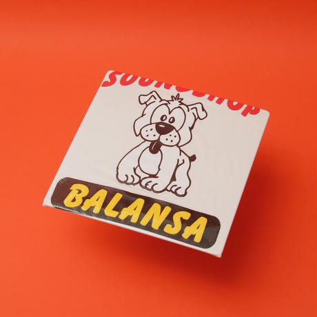 SOUND SHOP balansa×T-Shirts Record / Pet S/S Tee