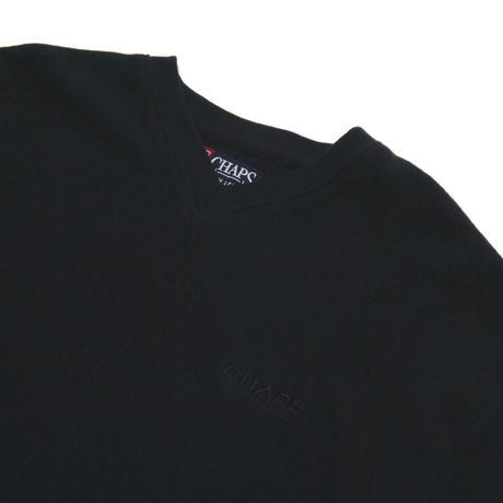 Chaps Ralph Lauren / V-Neck S/S Summer Knit