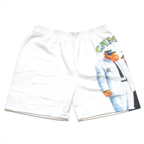 Camel / 90's Vintage Joe Cool Fleece Short