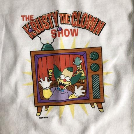 The Simpsons / The Krusty The Crown Show S/S Tee