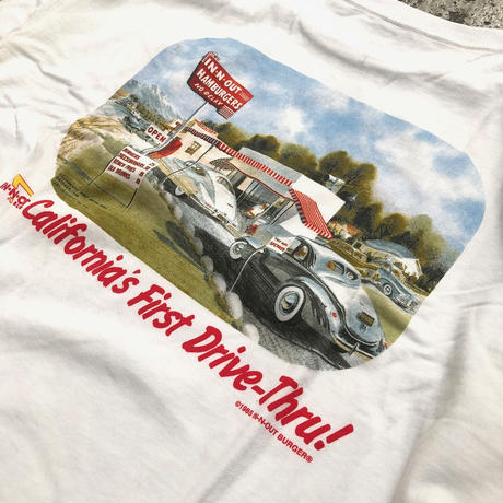 IN-N-OUT BURGER / California 1st L/S Tee
