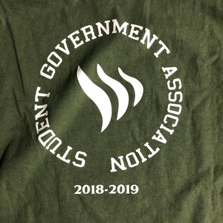 Student Goverment Association / 2018-19 L/S Tee