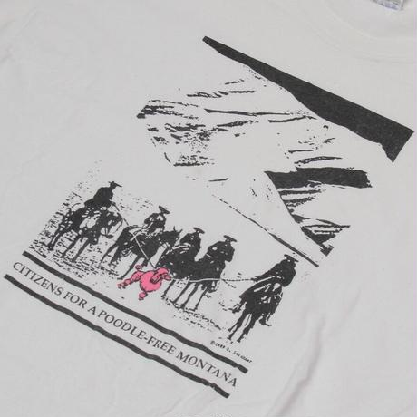 Citizens For A Poodle-Free Montana / S/S Tee