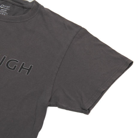 AUDIO HIGH / Pigment-Dyed S/S Tee